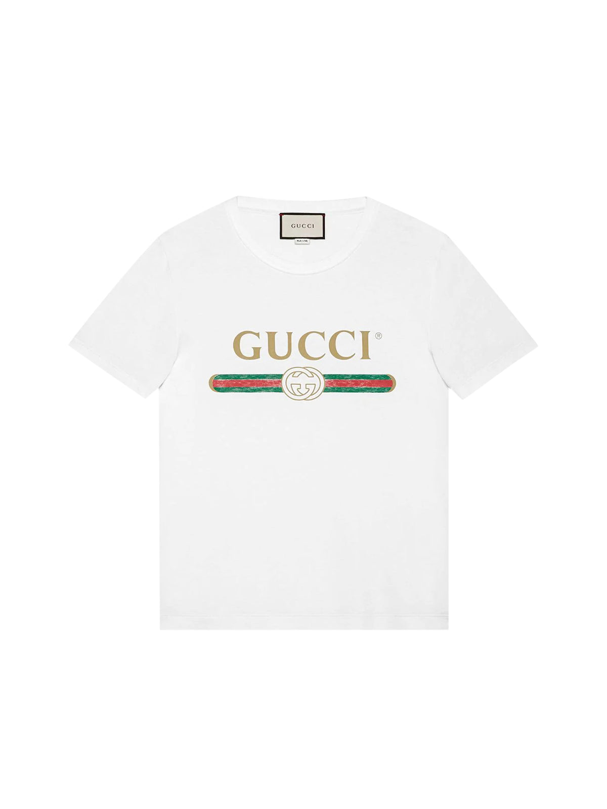 Gucci Print Washed T-shirt