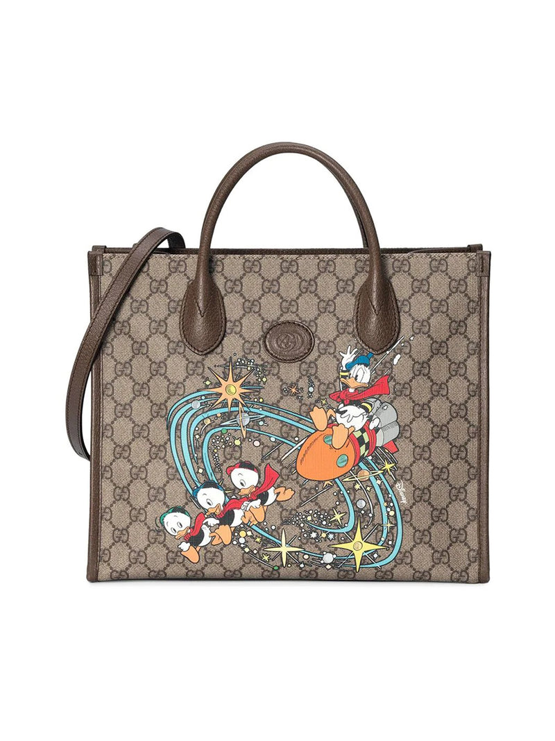 x Disney Donald Duck tote bag