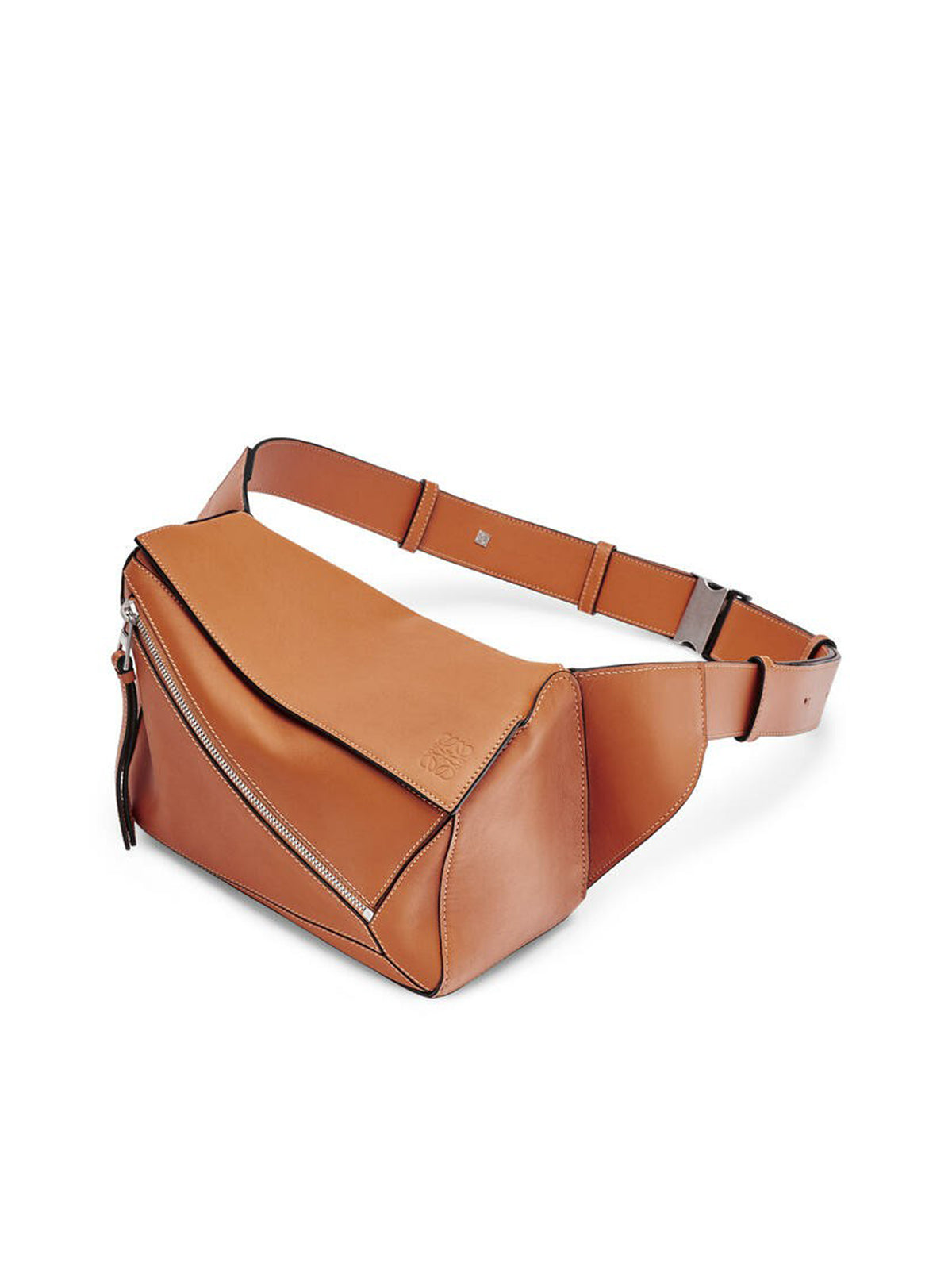 Small Puzzle Bumbag in smooth calfskin