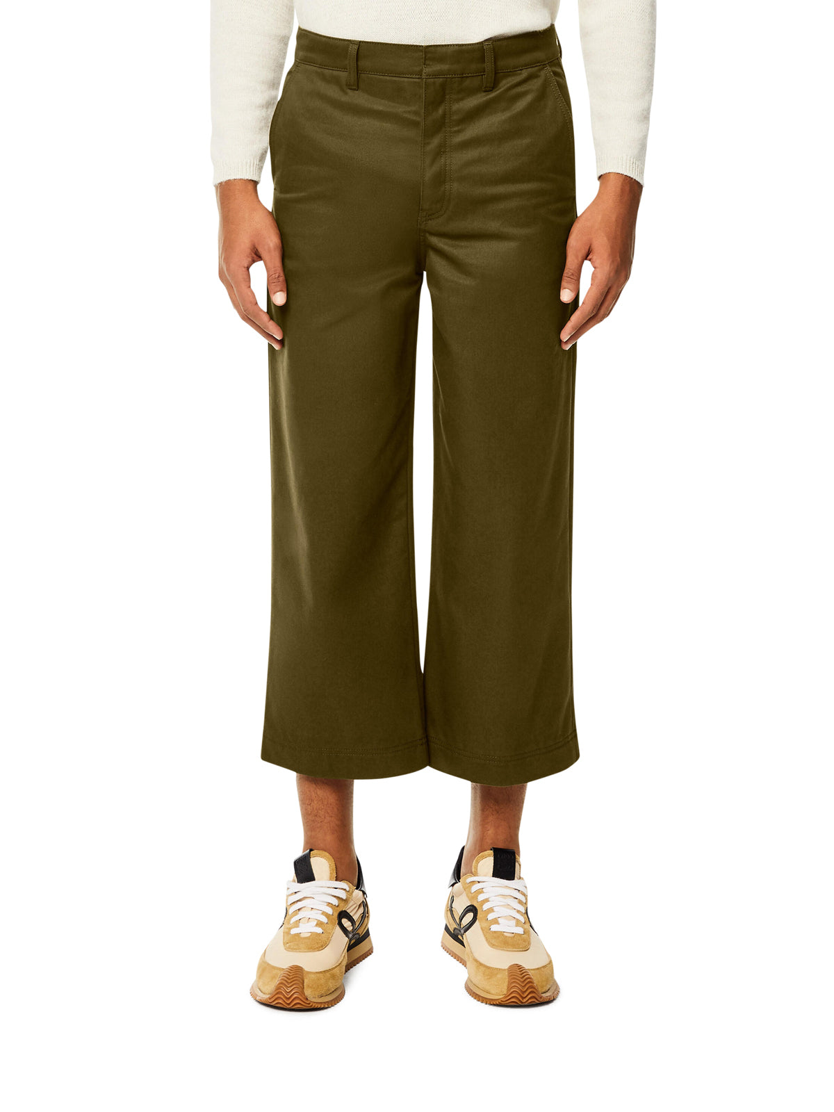 Loewe Cottons WORKWEAR TROUSER IN COTTON