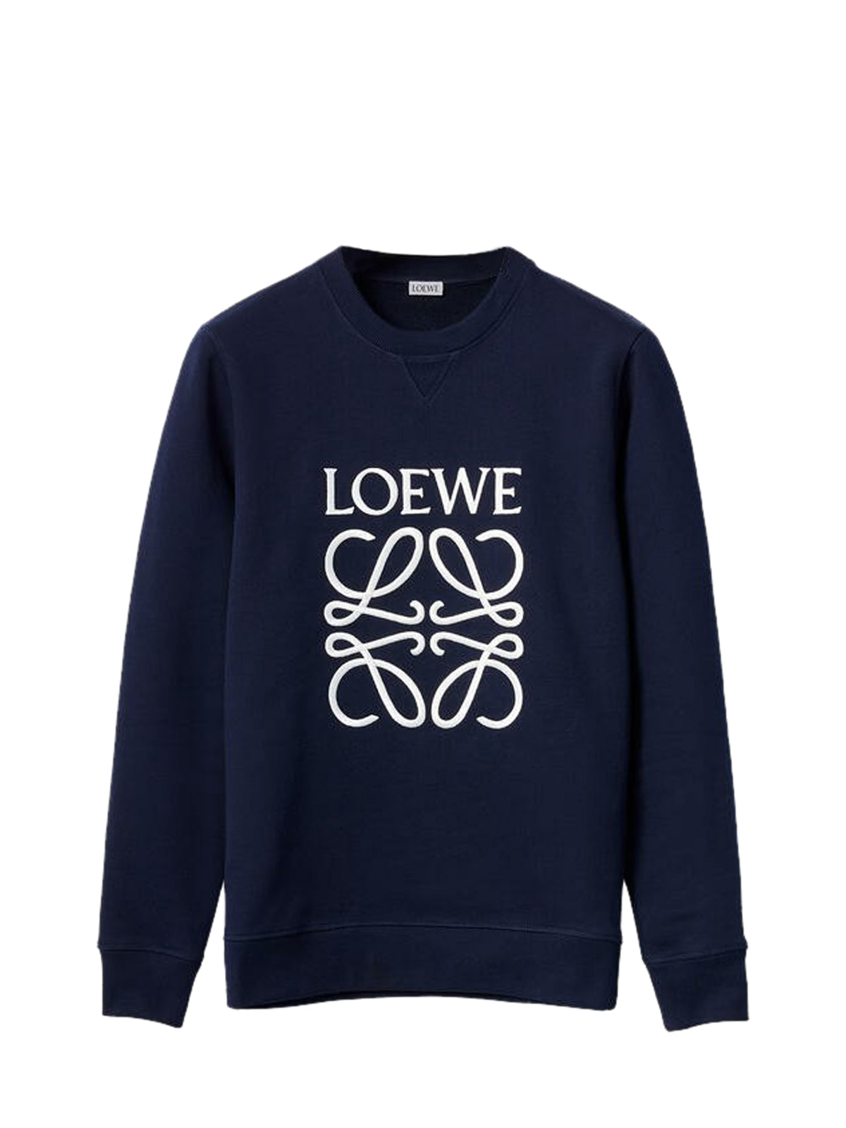 Anagram sweatshirt in cotton