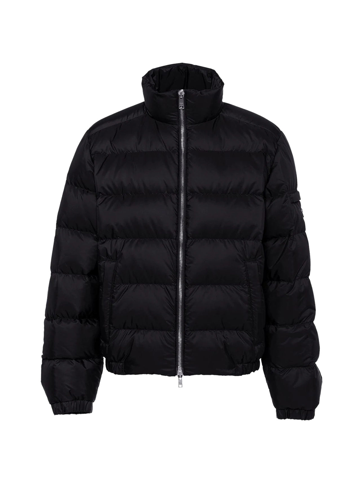 Re-nylon down jacket