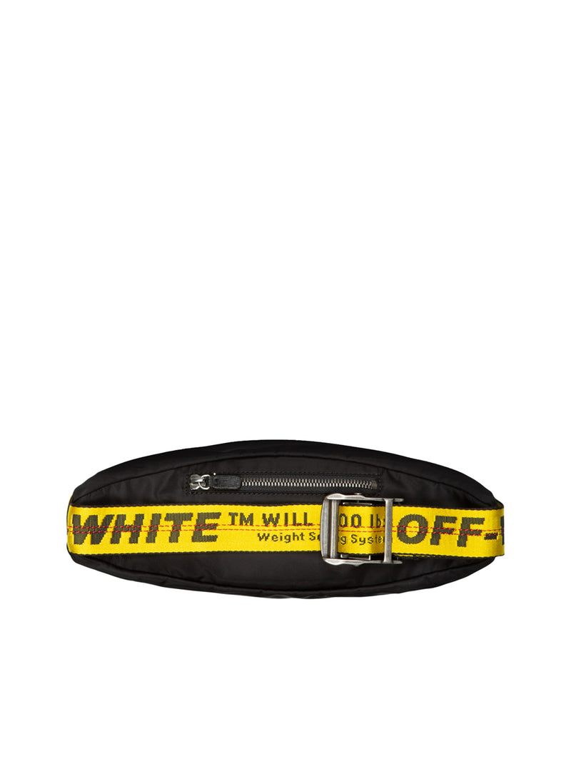 OW LOGO BELT BAG