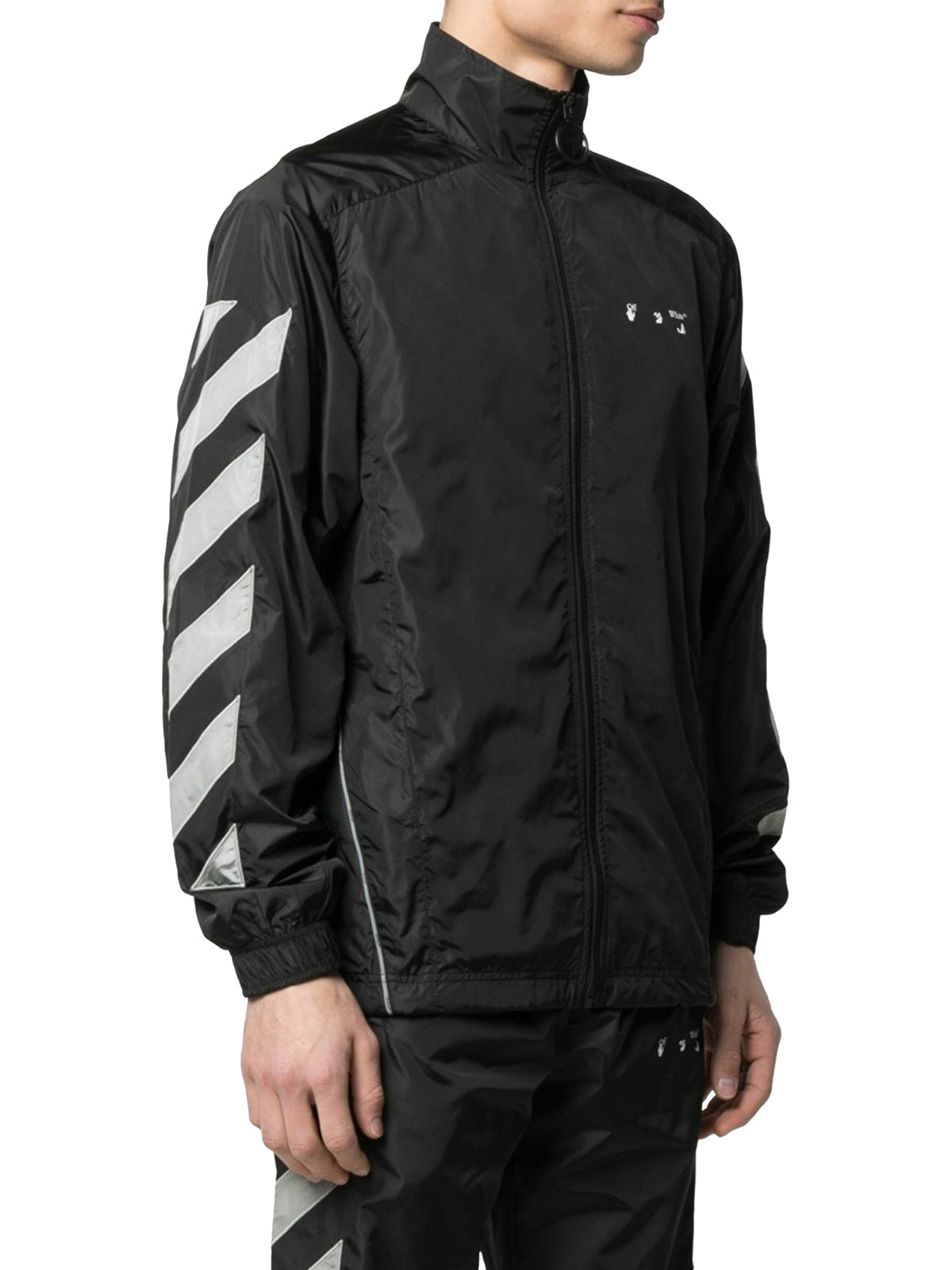Diagonals Track Jacket