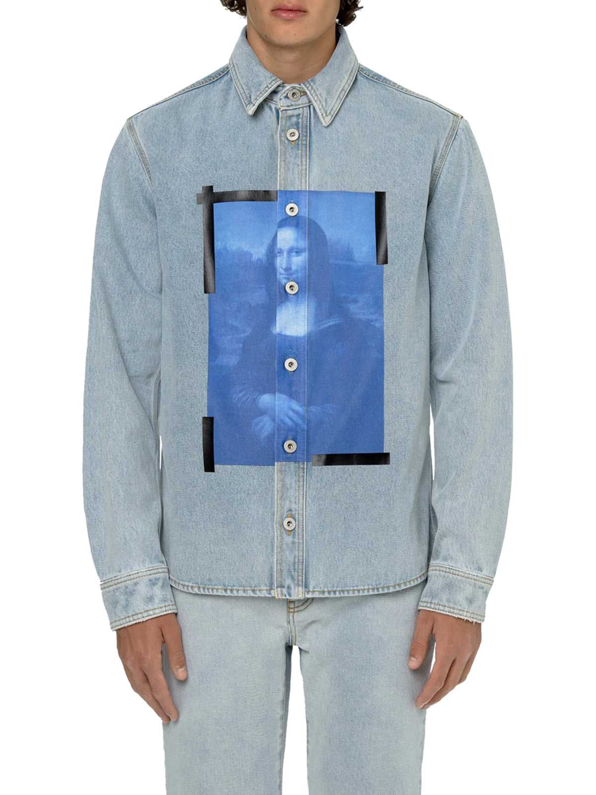 MONALISA DENIM SHIRT