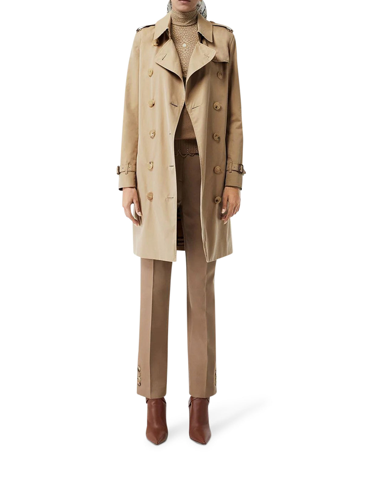 The Kensington Heritage trench coat