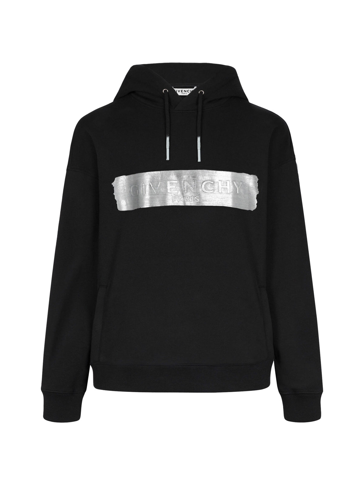 GIVENCHY LATEX HOODIE