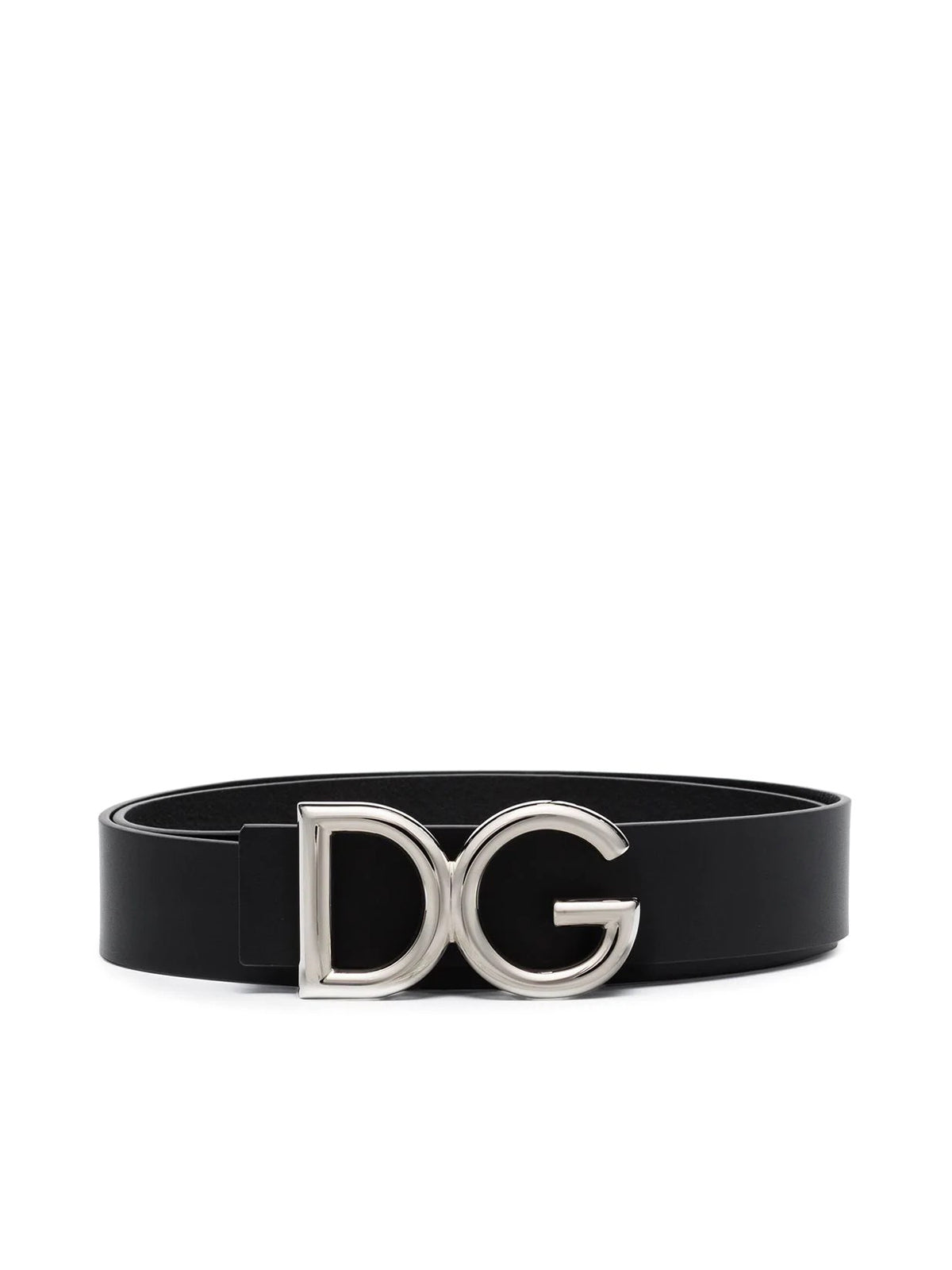 DG logo-plaque belt