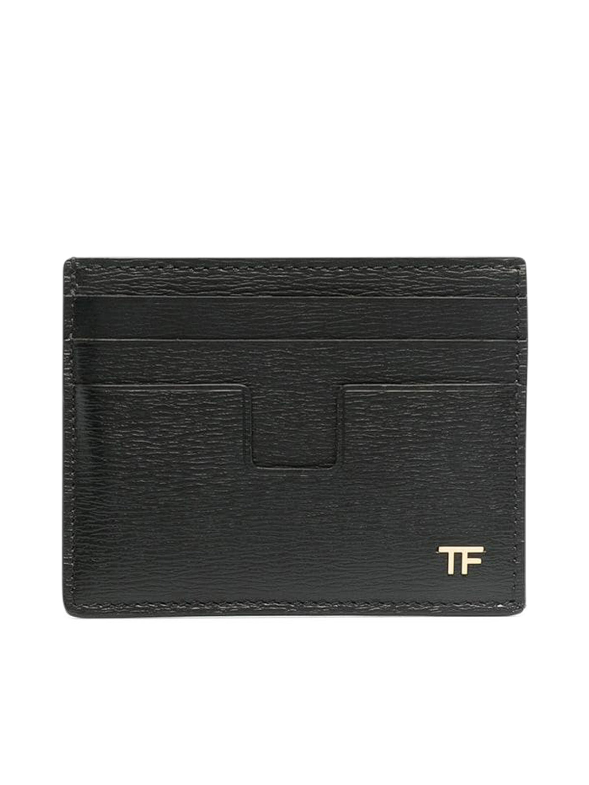 monogram-detail leather cardholder