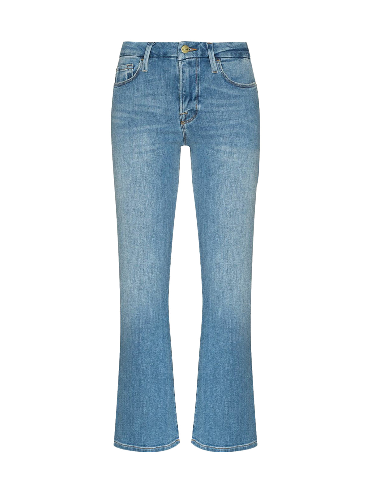 Le Crop skinny bootcut jeans