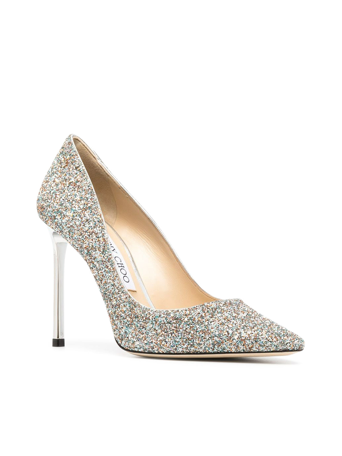 Romy pumps with glitter