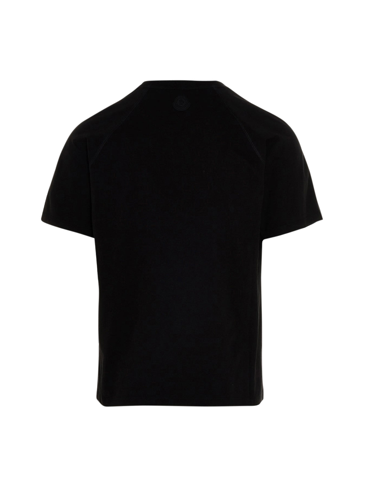 Moncler t-shirt with contrasting logo print