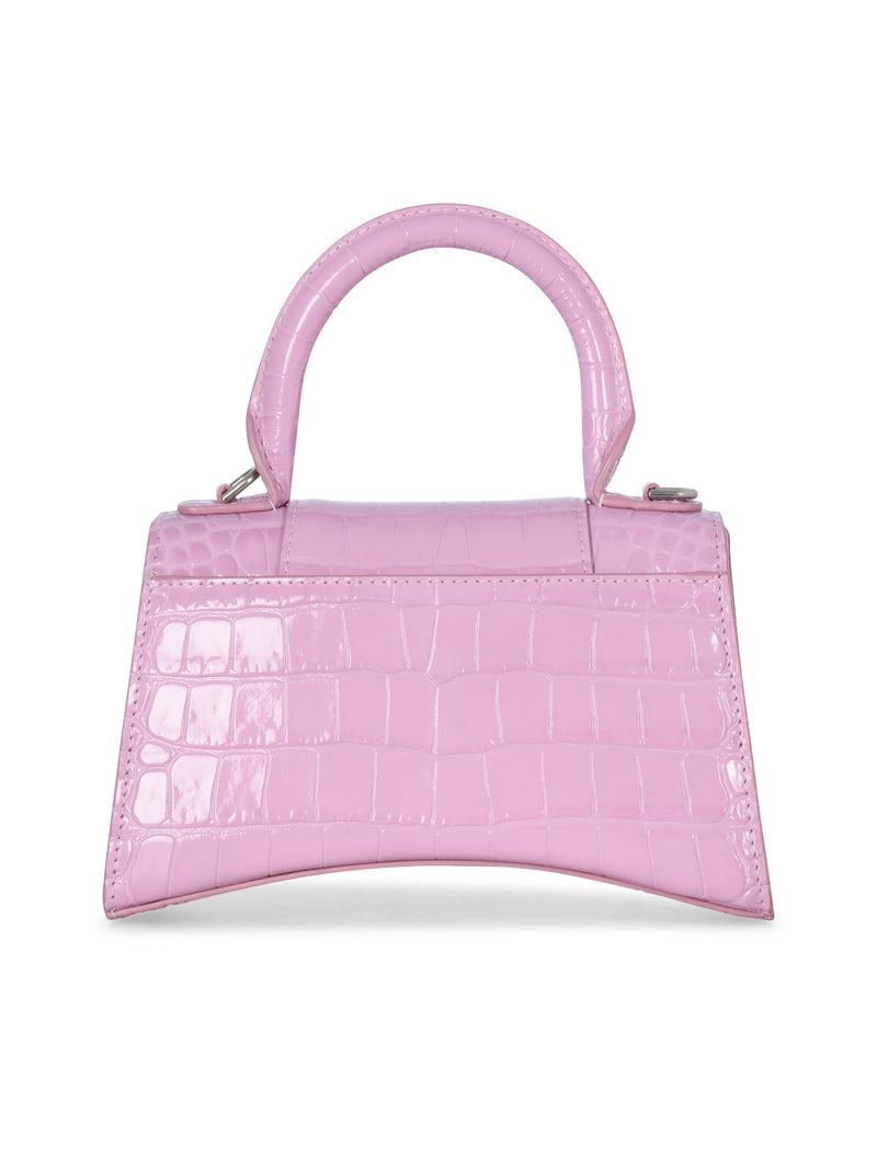 crocodile effect mini bag