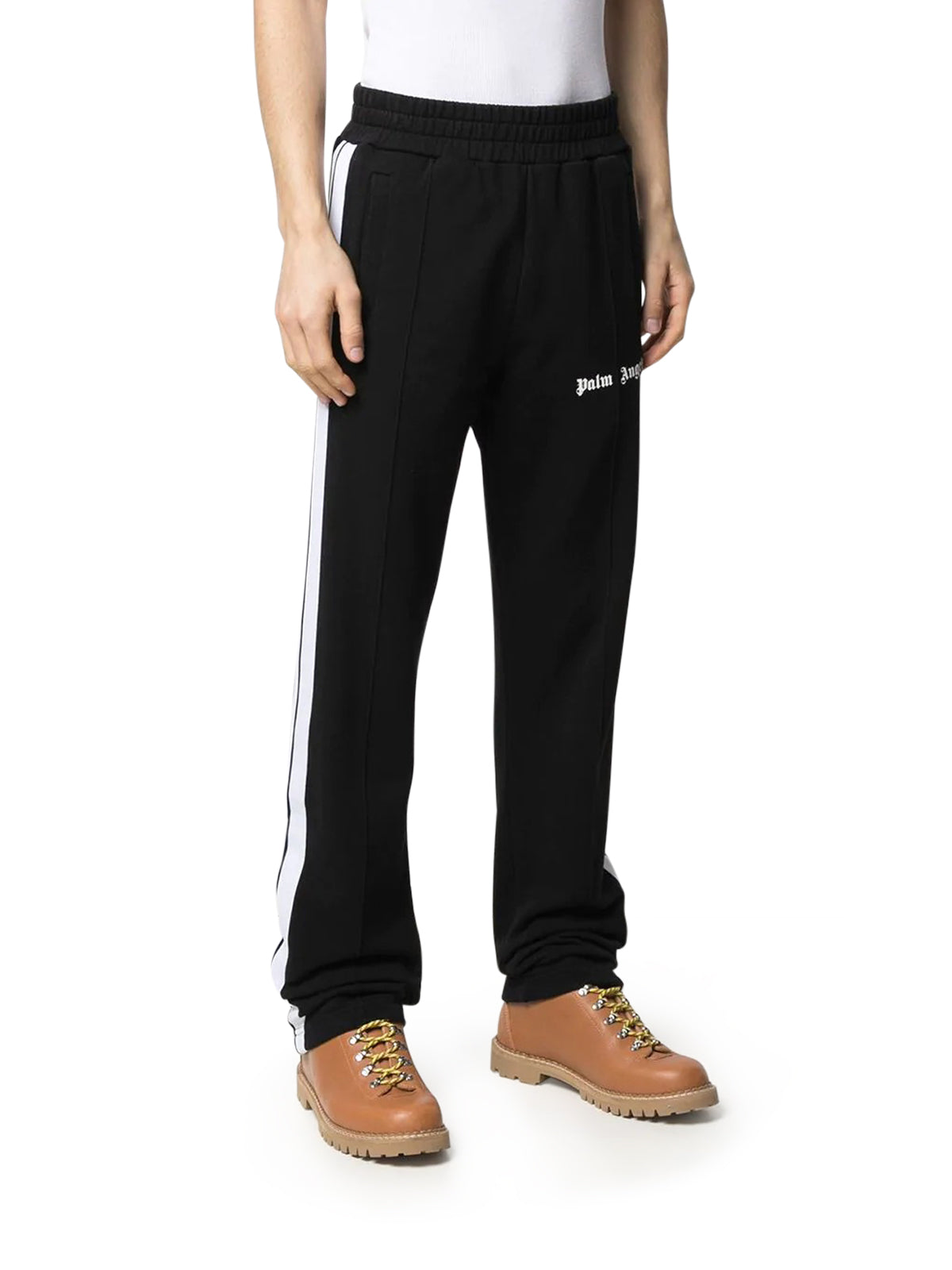 Palm Angels SPORT TROUSERS WITH PRINT