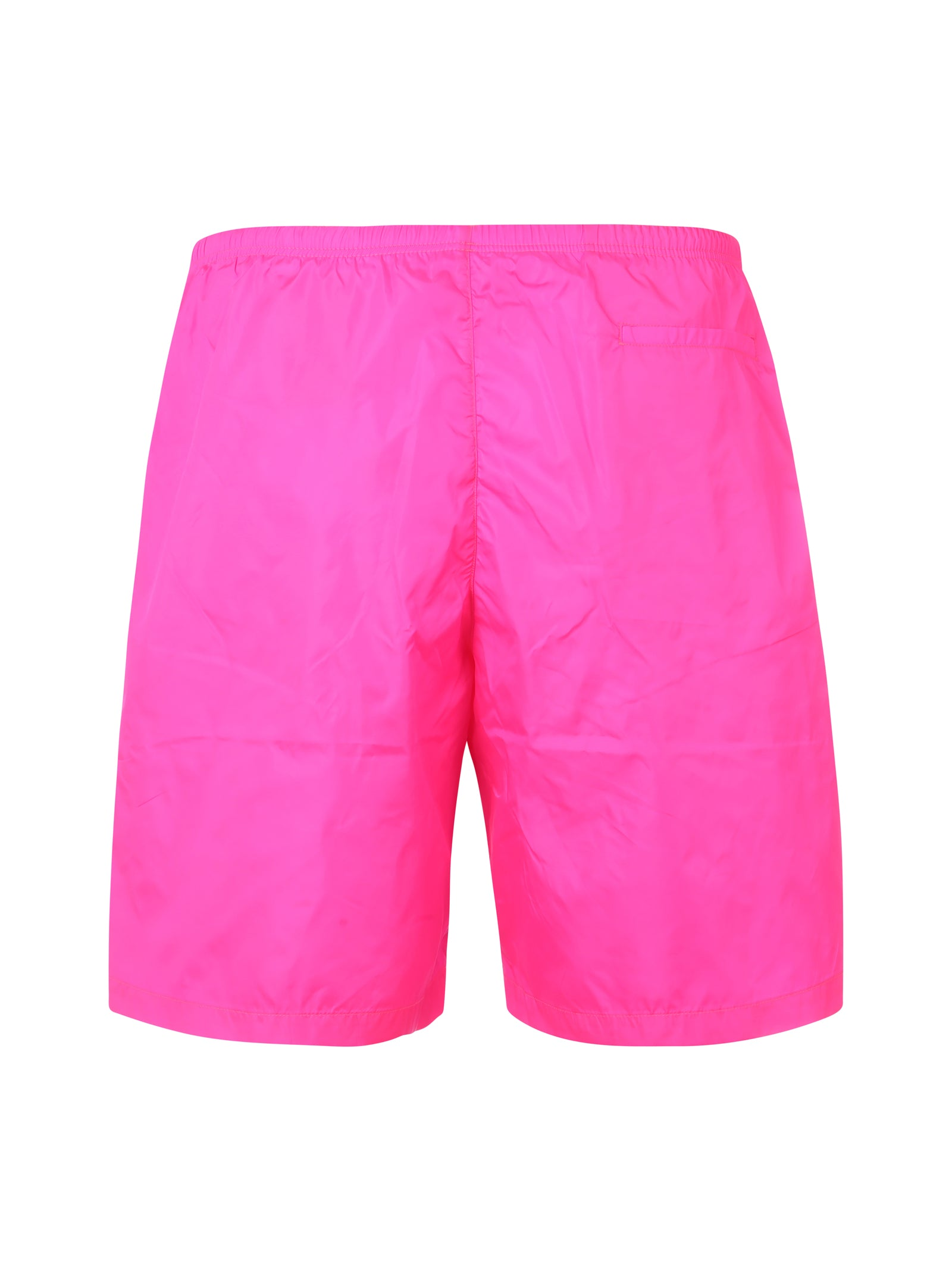 CURVED LOGO SWIMMING SHORTS