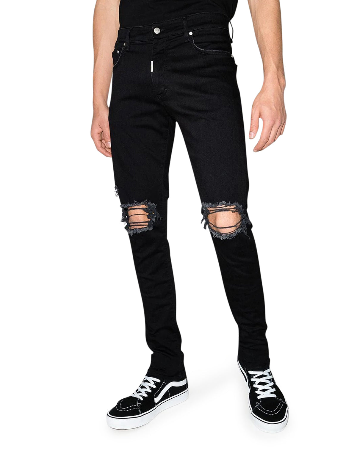 DESTROYER DENIM SLIM FIT