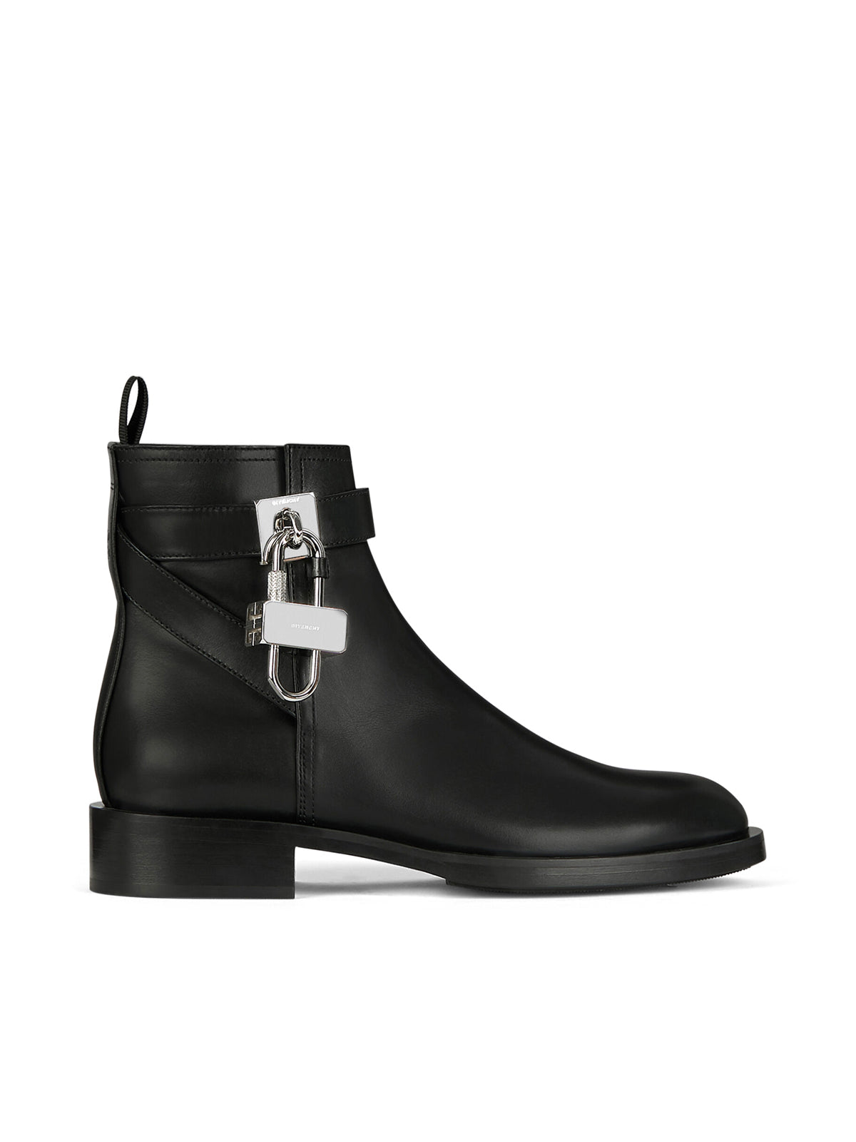 LOCK ANKLE BOOTS