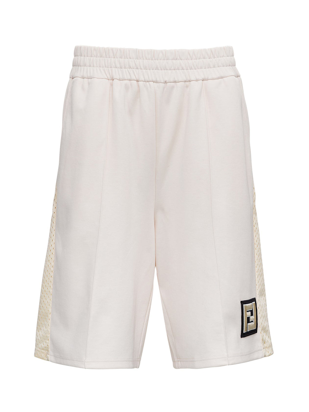 JERSEY SHORTS WITH LOGO