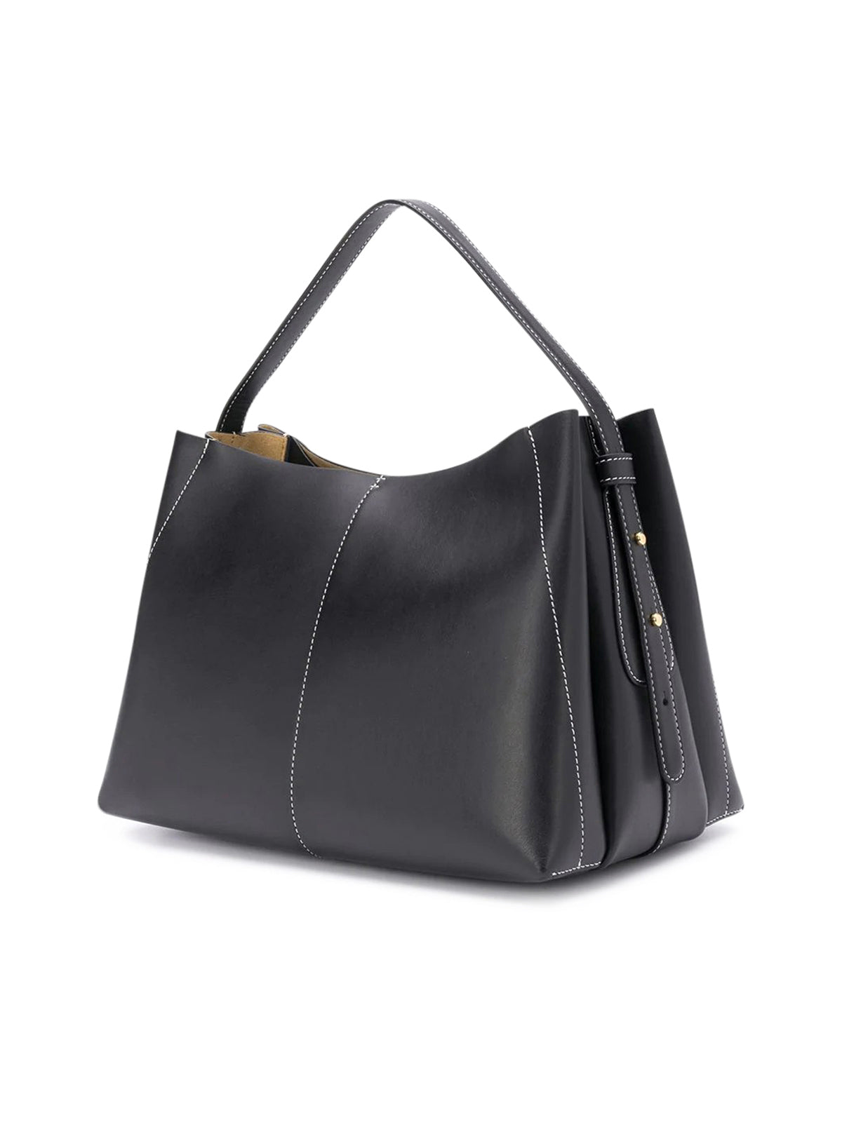 """Ava"" large leather tote bag"
