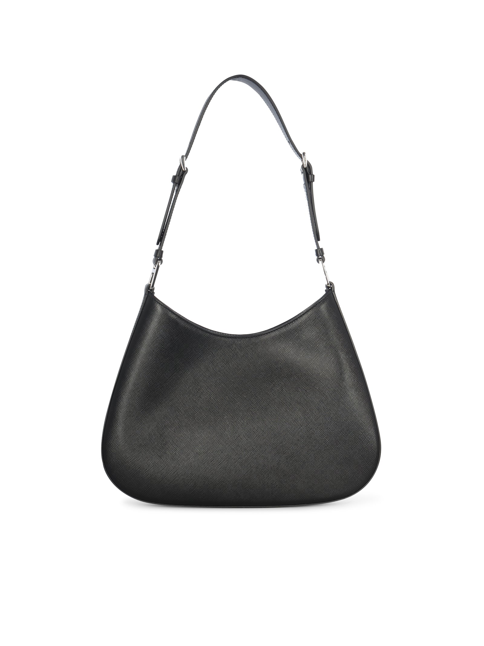 Prada Cleo saffiano leather shoulder bag
