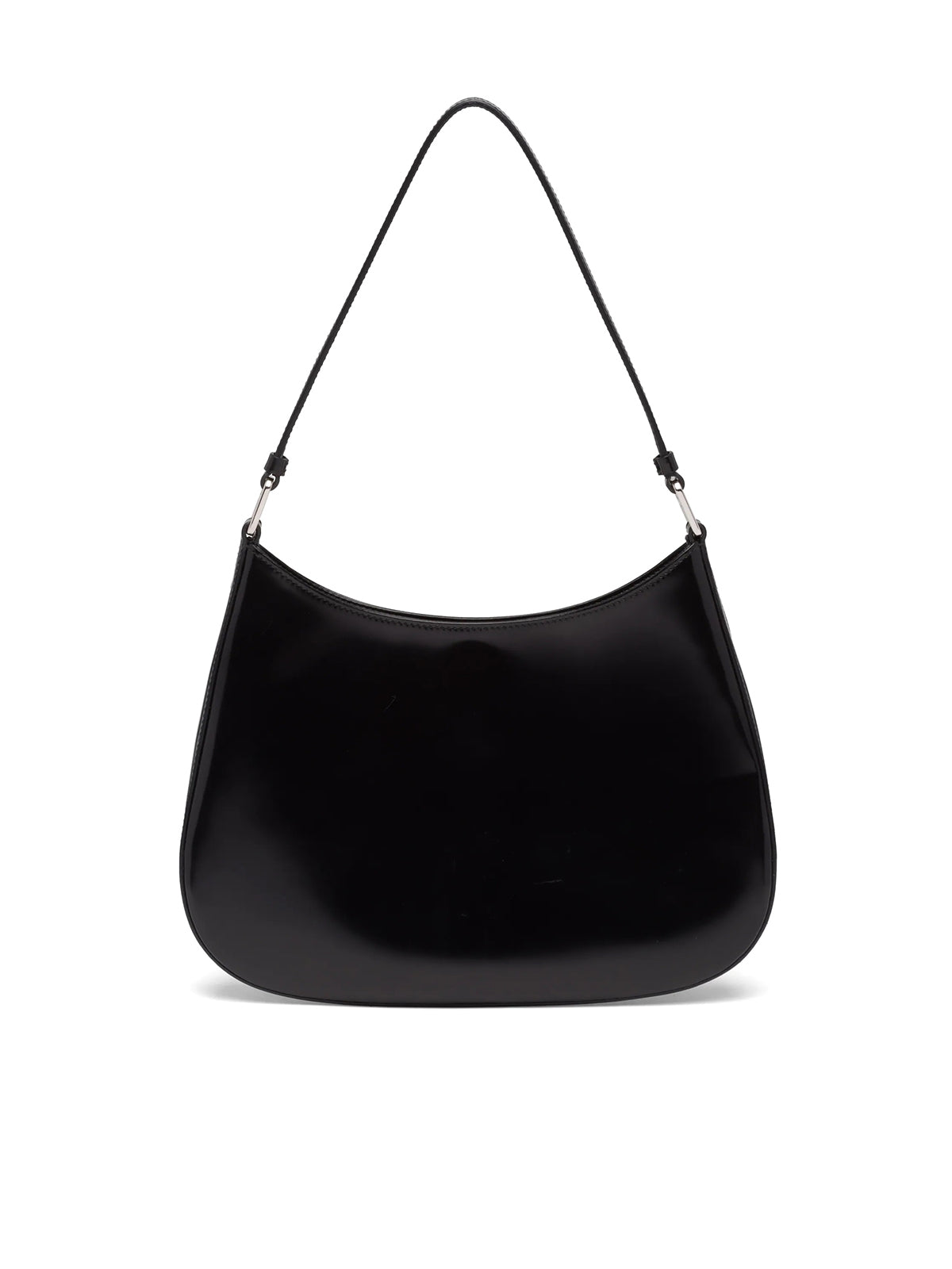 Prada Cleo brushed leather shoulder bag