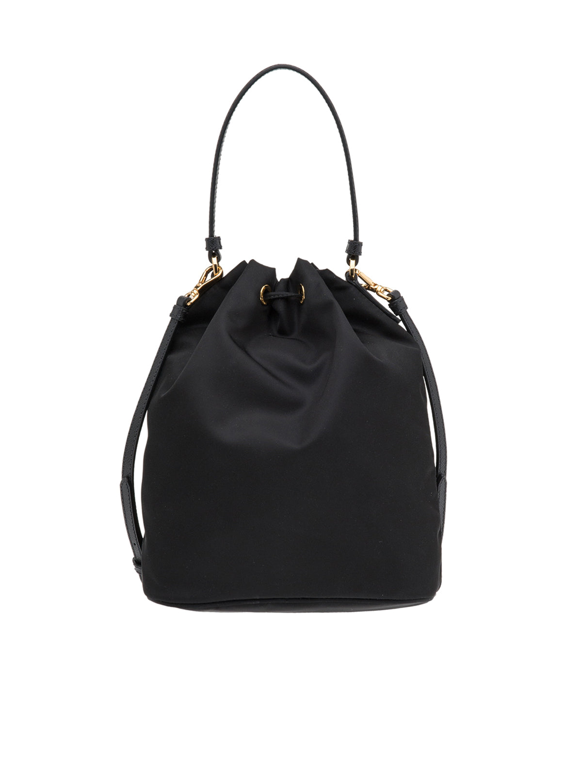 Nylon Prada Duet Shoulder Bag