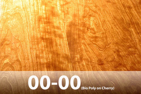 Natural Finish Cherry