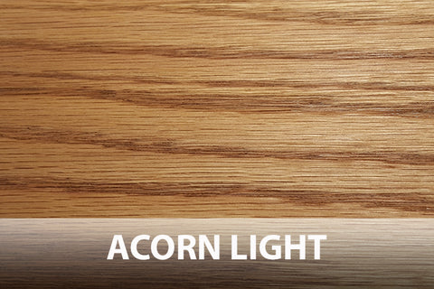 ACORN LIGHT oak floor stain