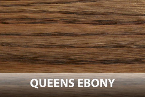 Queens Ebony Oak floor stain