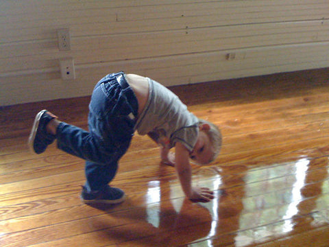 natural polyurethane replacement hardwood floor finish