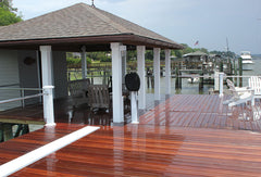 Best Deck Stain Ipe Natural