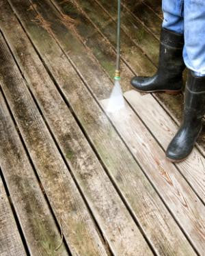 Lime Clean The Best Deck Cleaner