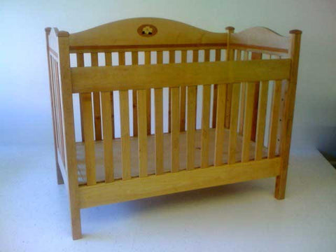 BABY SAFE CRIB FINISH