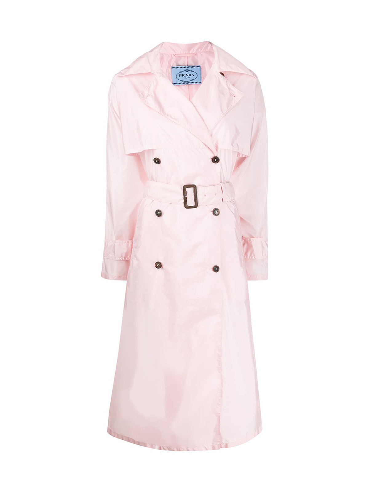 PRADA NYLON TRENCH