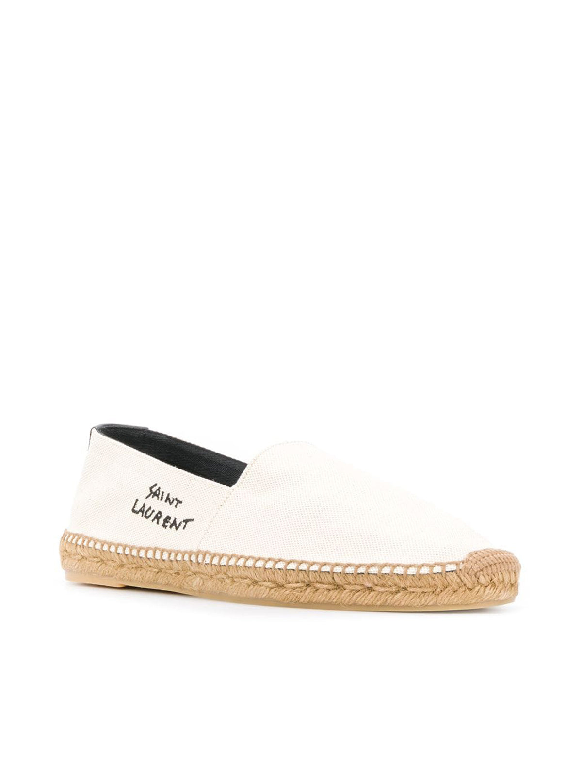 ESPADRILLAS WITH EMBROIDERY