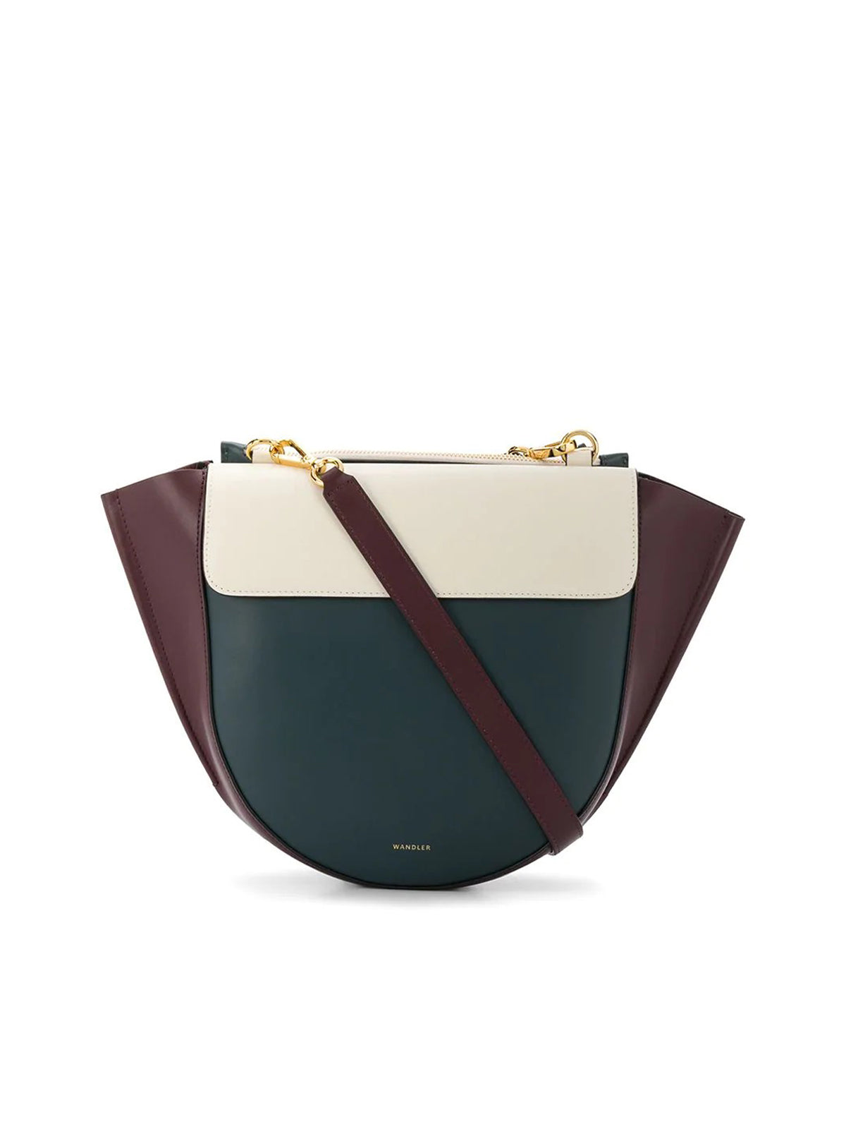 Hortensia medium shoulder bag