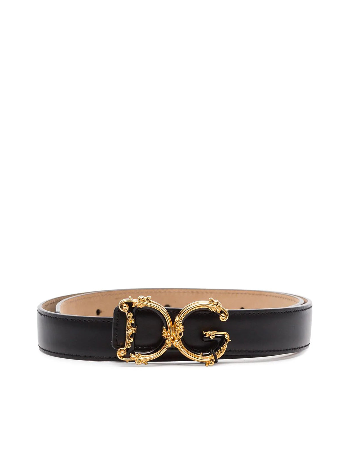 BAROQUE LOGO BELT