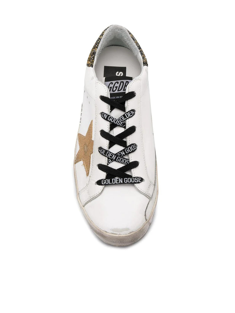 GOLD STARS SNEAKERS
