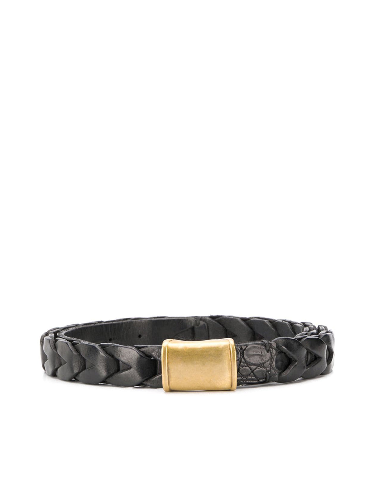 CROCO EFFECT BELT