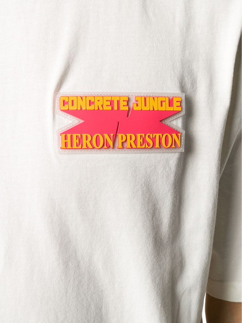 CONCRETE JUNGLE PRINT TSHIRT