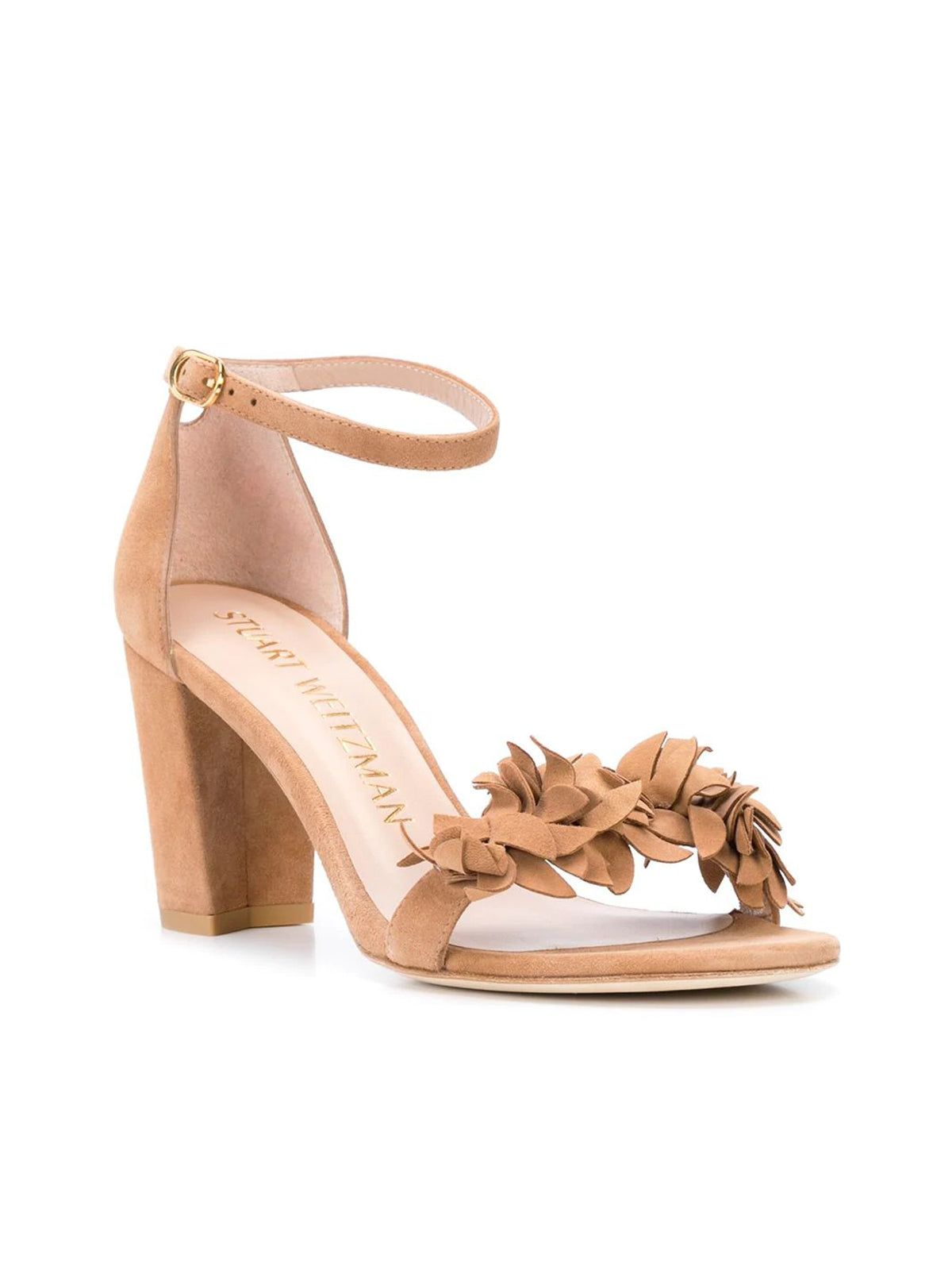 FLOAR STRAPPY SANDALS
