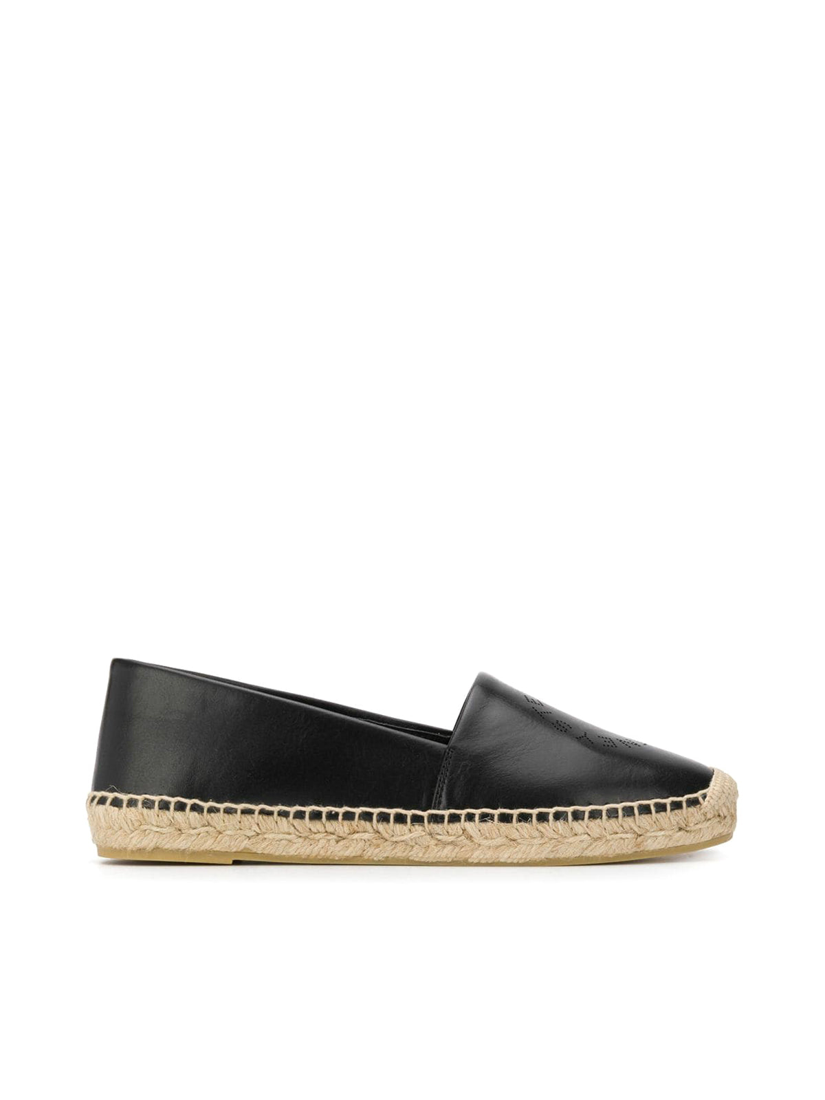 Stella Logo perforated espadrilles