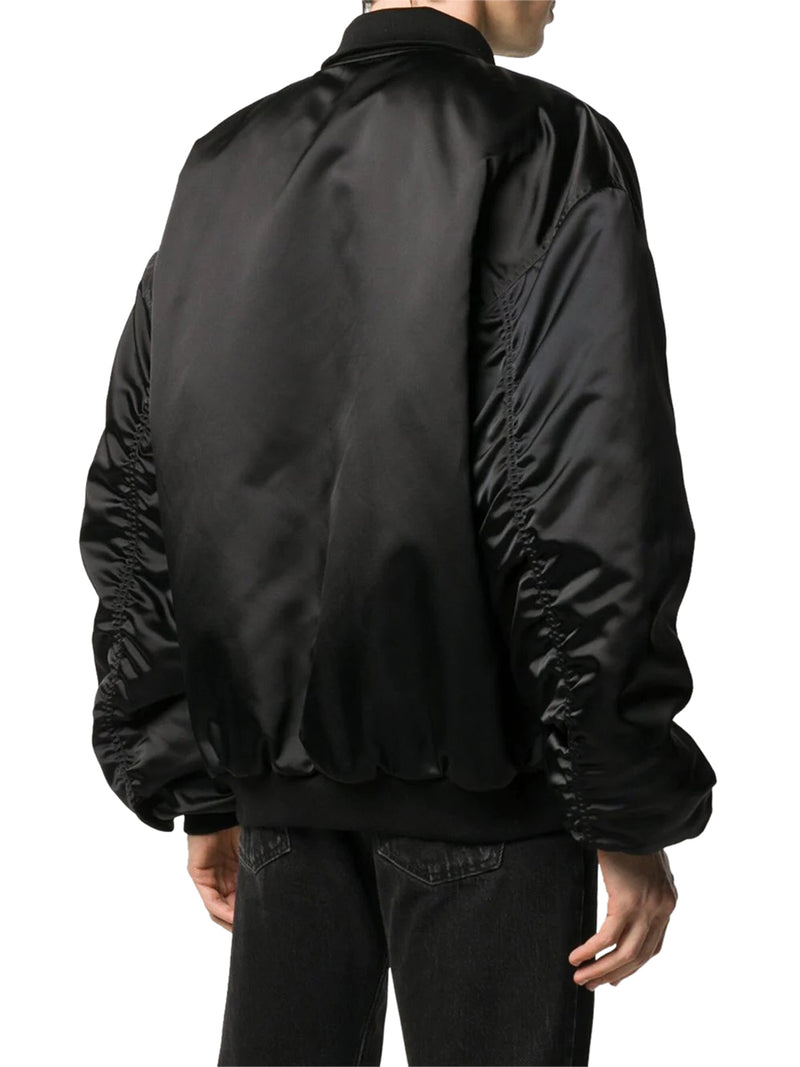 Uniform bomber jacket
