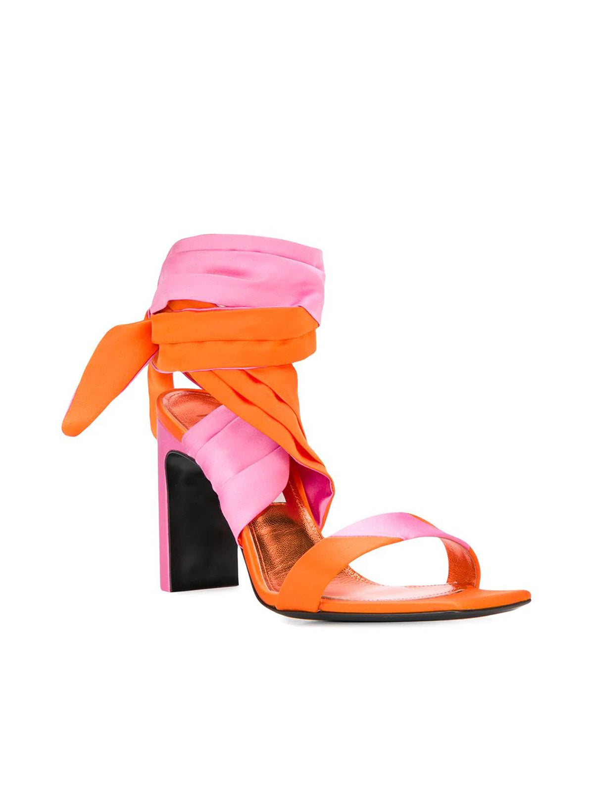 ankle-tie sandals