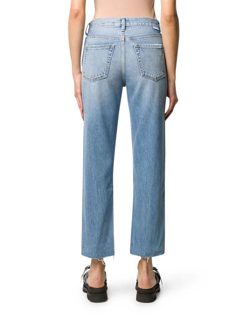 GILDA CROPPED JEANS