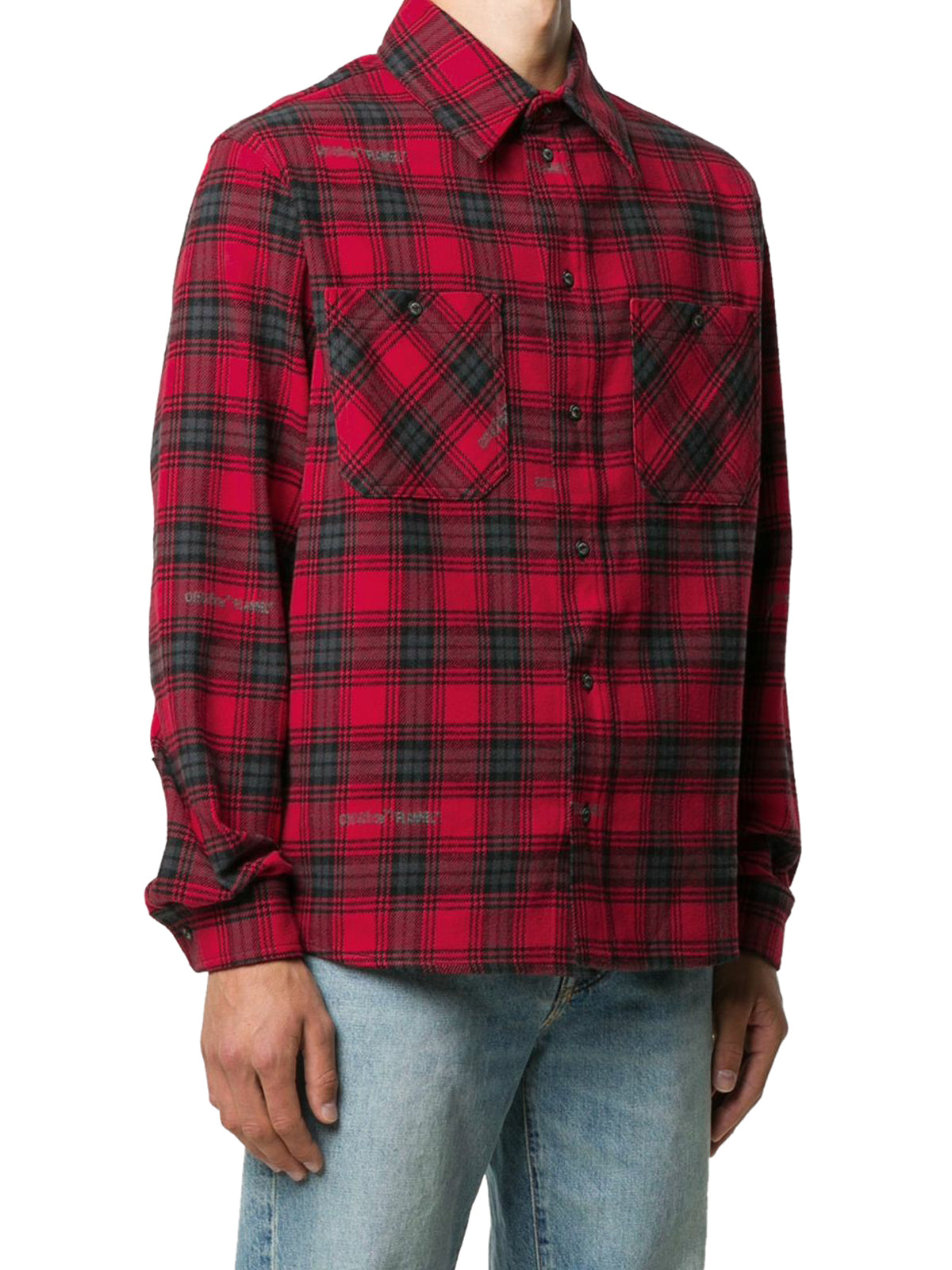 FLANNEL CHECK SHIRT