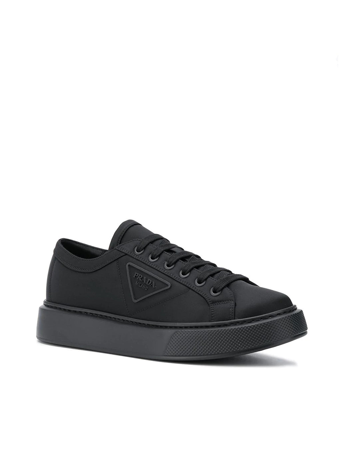 logo patch low-top sneakers
