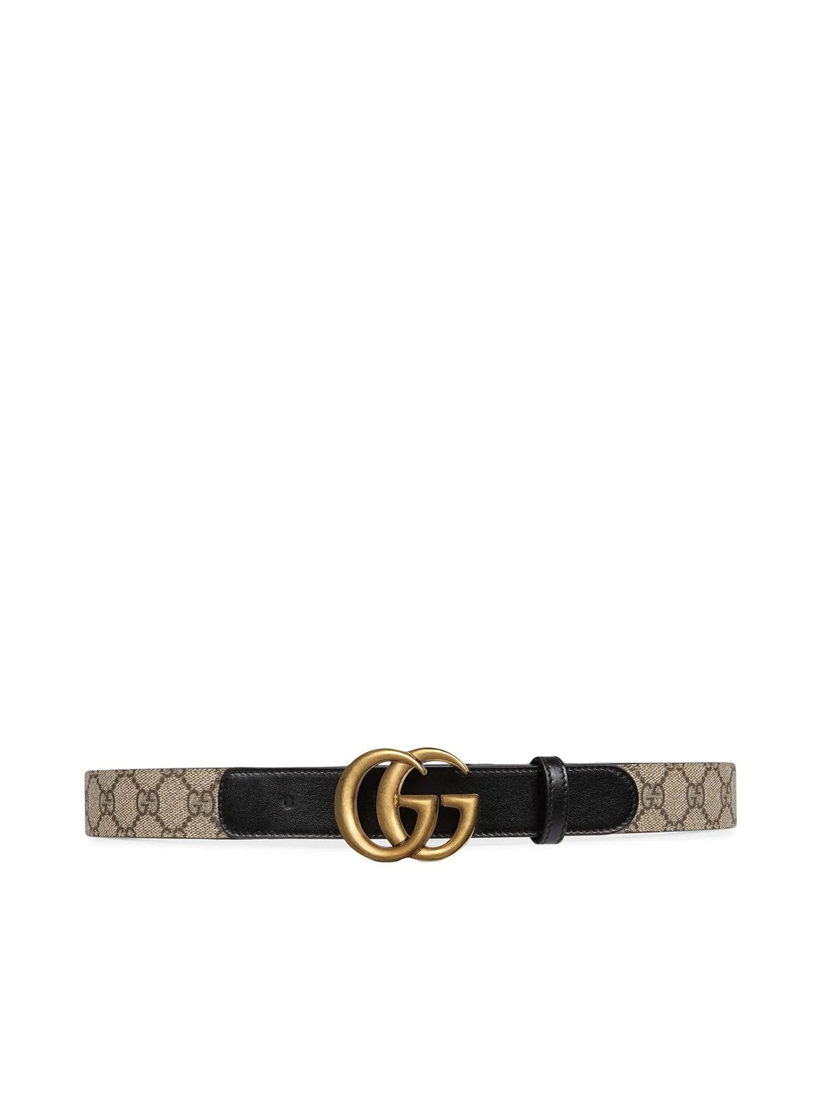 Double G buckle GG belt