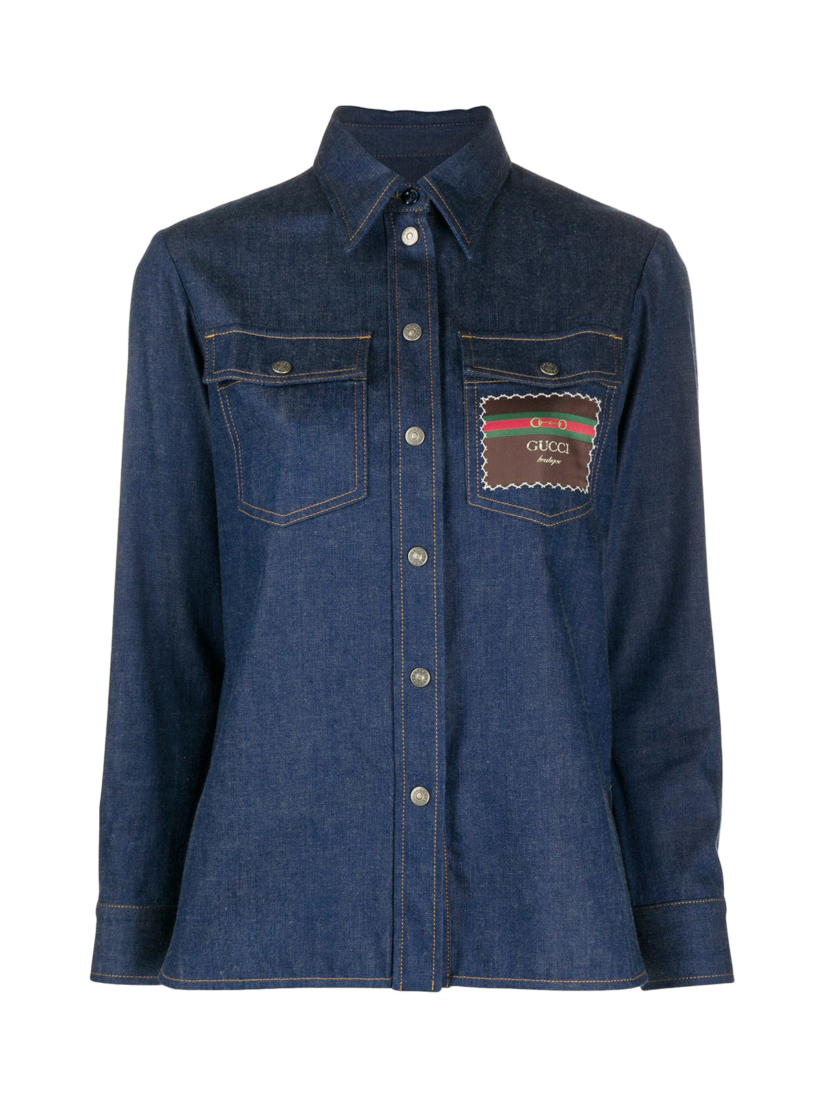 Gucci Boutique Denim Shirt
