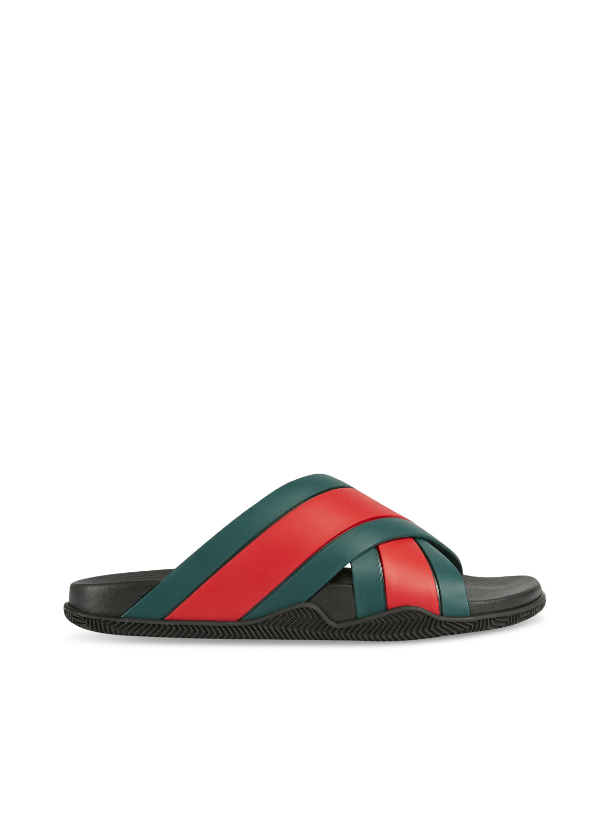 Web stripe slides